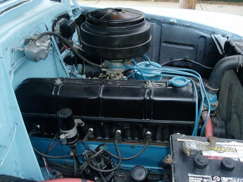 Les Chevrolet de 1949 à 1959 stock 1953_c11