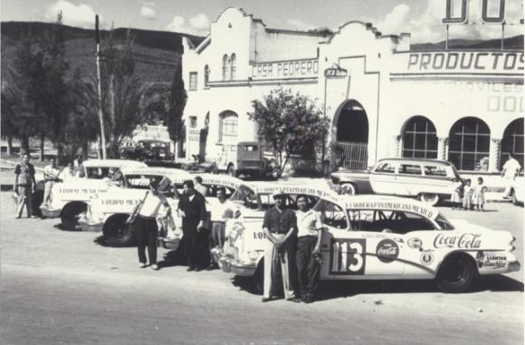 Voitures de la Panamerica 1954_l10