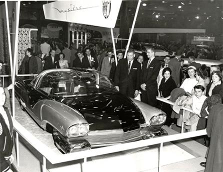 Ford Mystere 1955 - Concept car 1955-f10