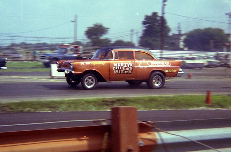 57' Chevy Gasser  19572011