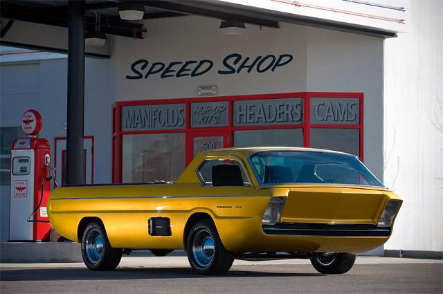 Deora - Dodge custom - Alexander Brothers 1965-d10