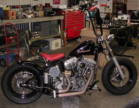 1972 Harley FXE Shovelhead Bobber 1972_h10