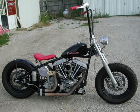 1972 Harley FXE Shovelhead Bobber 1972_h11
