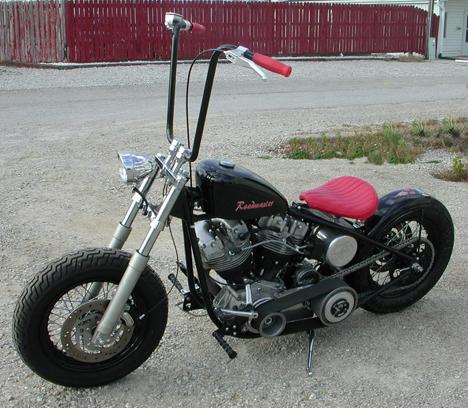 1972 Harley FXE Shovelhead Bobber 1972_h12