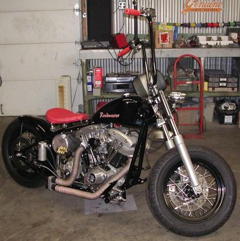 1972 Harley FXE Shovelhead Bobber 1972_h13