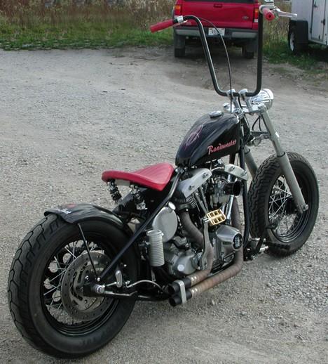 1972 Harley FXE Shovelhead Bobber 1972_h15