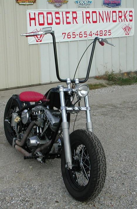 1972 Harley FXE Shovelhead Bobber 1972_h17