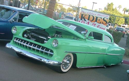 Chevy 1953 - 1954 custom & mild custom galerie 20463110