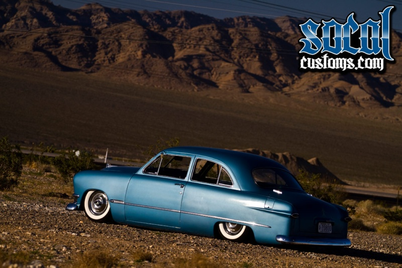 Ford 1949 - 50 - 51 (shoebox) custom & mild custom galerie 2111
