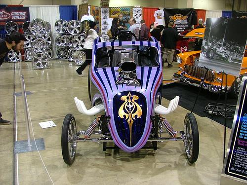 Fiat Topolino dragster 22529510