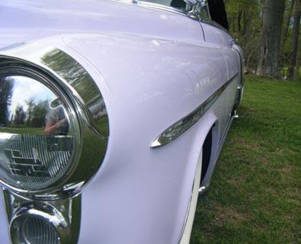 Oldsmobile 1948 - 1954 custom & mild custom 233