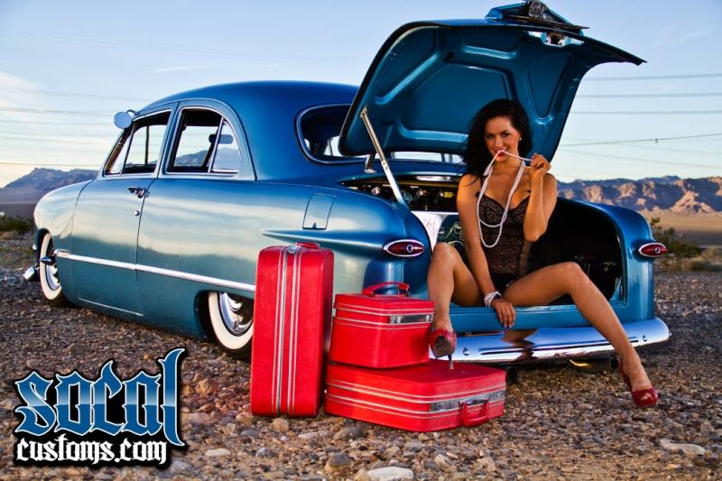 Ford 1949 - 50 - 51 (shoebox) custom & mild custom galerie 234