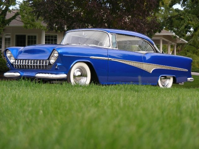 Chevy 1955 custom & mild custom 23_24110