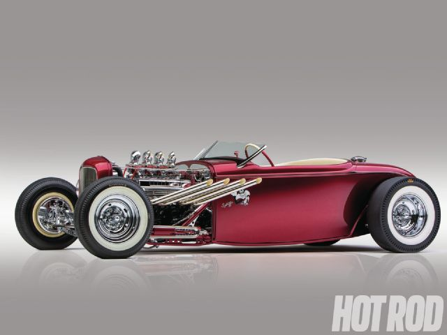 1932 Ford hot rod 26igd010