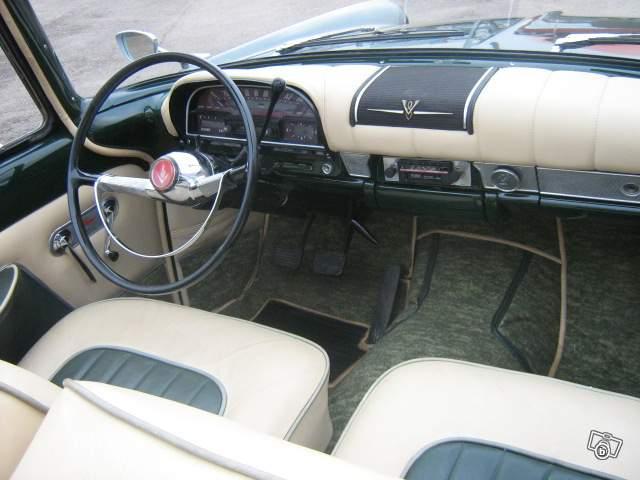 Simca Chambord Cabriolet 27631410