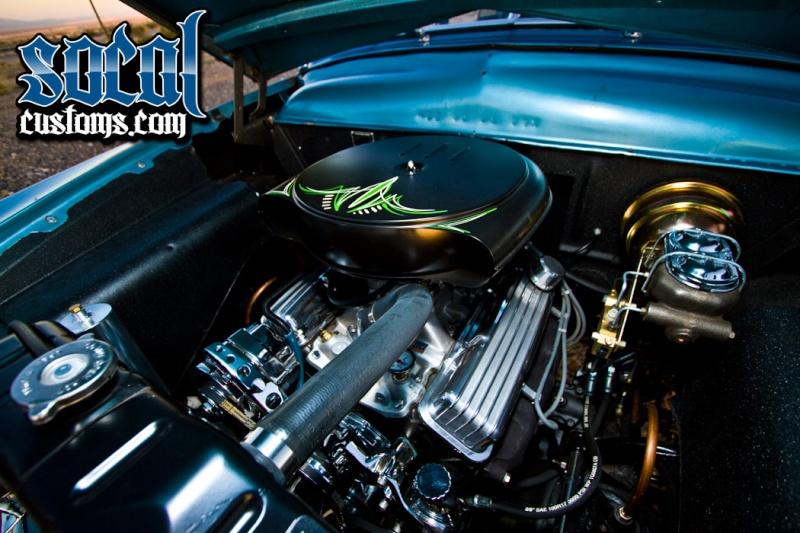 Ford 1949 - 50 - 51 (shoebox) custom & mild custom galerie 3010