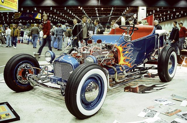 Norm Grabowski - Kookie Car 33537710