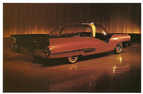 Ford Mystere 1955 - Concept car 37337010