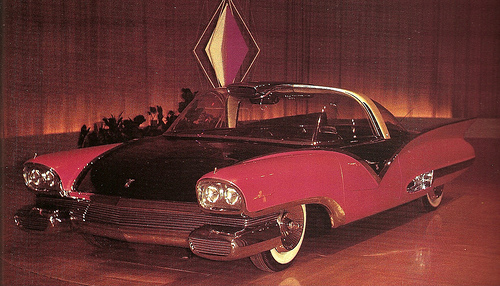 Ford Mystere 1955 - Concept car 37345110