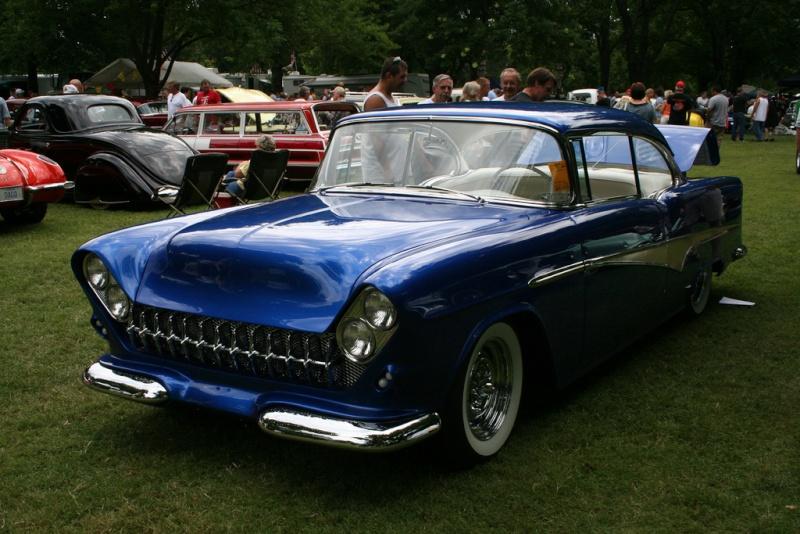 Chevy 1955 custom & mild custom 37819410