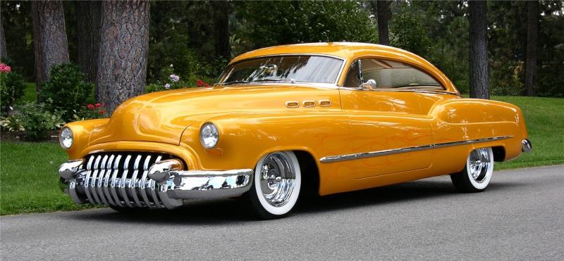 Buick 1950 -  1954 custom and mild custom galerie 37978610