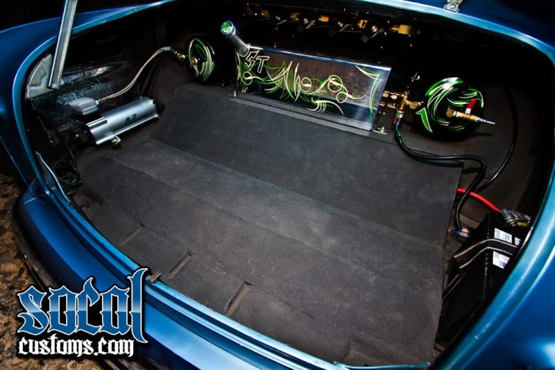 Ford 1949 - 50 - 51 (shoebox) custom & mild custom galerie 3810