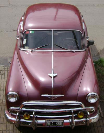 Les Chevrolet de 1949 à 1959 stock 40043-10