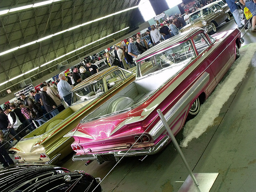 Chevy 1960 custom & mild custom 43261011