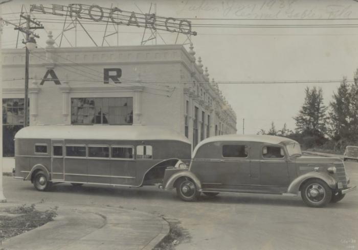Auto + Caravane 45891210
