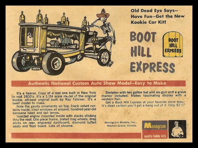 Boothill Express - Ray & Larry Farhner 47015210