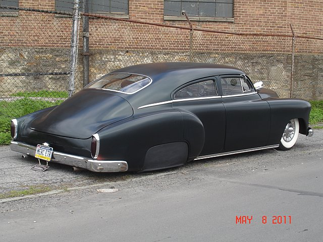 Chevy 1949 - 1952 customs & mild customs galerie 5010