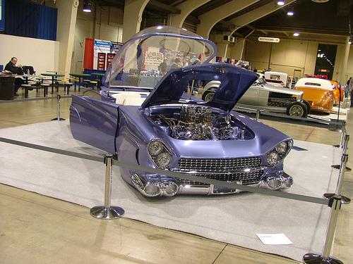 Beatnik - Ford 55 - Gary Fioto 50272910