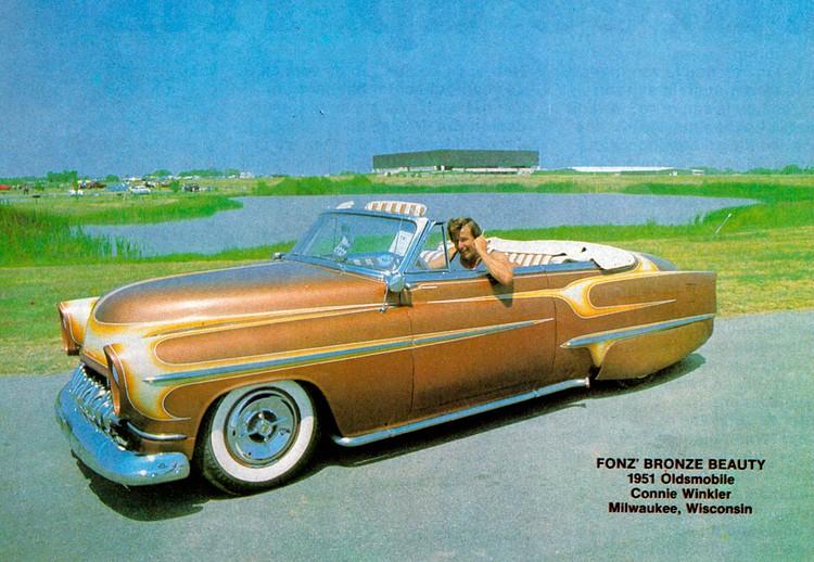 Oldsmobile 1948 - 1954 custom & mild custom 51olds10
