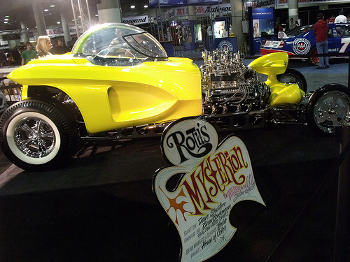 The Mysterion - Ed roth 52425810
