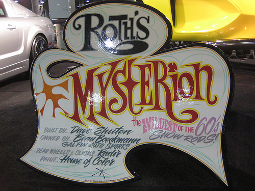 The Mysterion - Ed roth 52429311