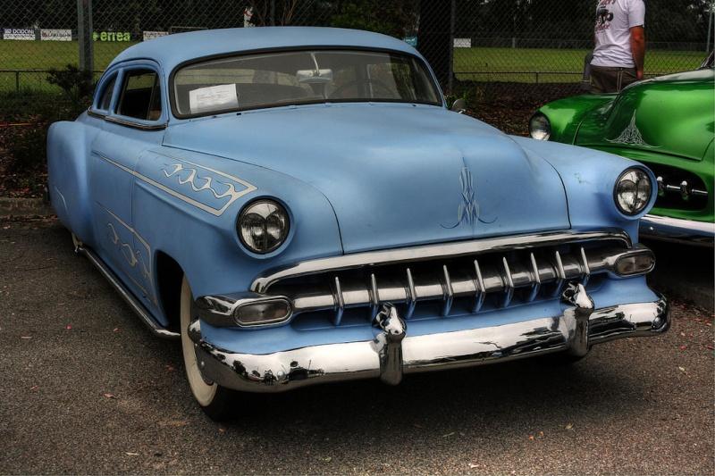 Chevy 1953 - 1954 custom & mild custom galerie 52431210
