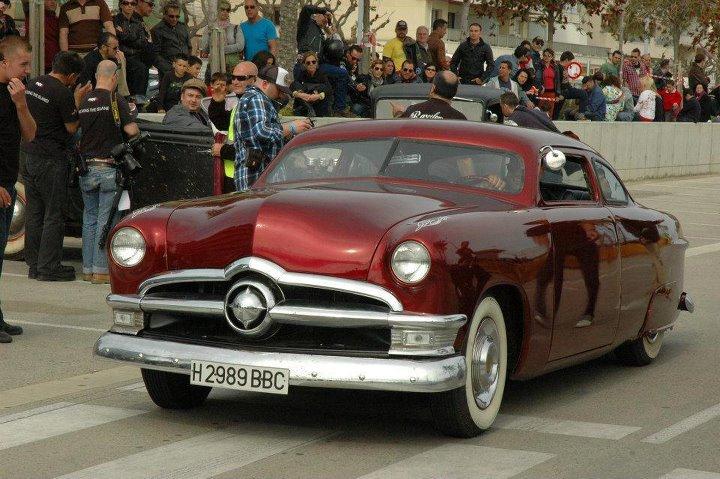 Ford 1949 - 50 - 51 (shoebox) custom & mild custom galerie 53514810
