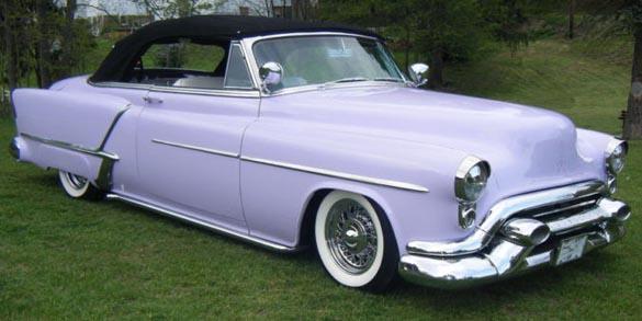 Oldsmobile 1948 - 1954 custom & mild custom - Page 2 53olds10