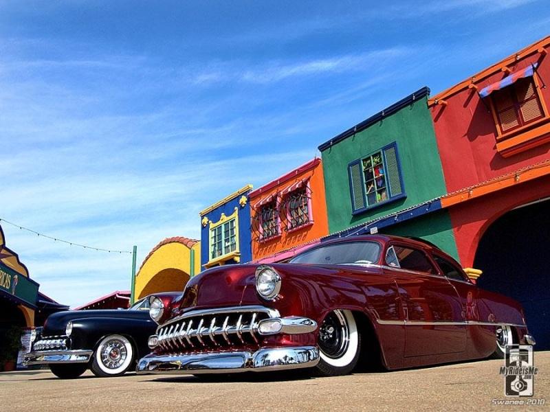 Chevy 1953 - 1954 custom & mild custom galerie 54-che10