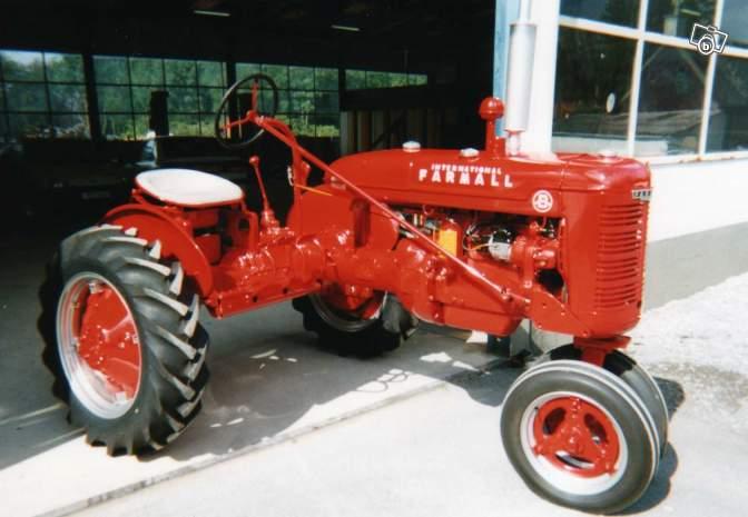Tracteurs agricoles et véhicules de chantier 54121012