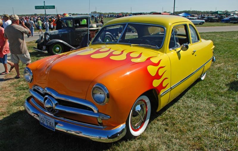 Ford 1949 - 50 - 51 (shoebox) custom & mild custom galerie 54709810