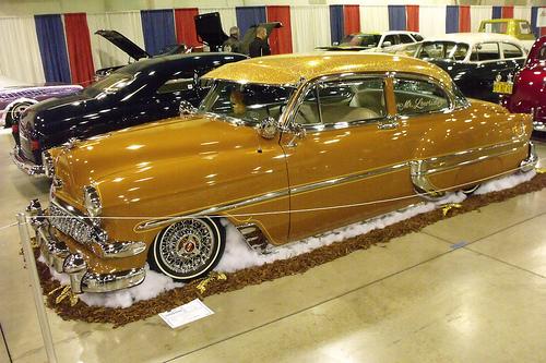 Chevy 1953 - 1954 custom & mild custom galerie 54911810