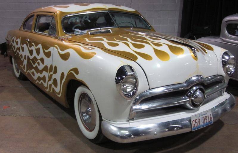 Ford 1949 - 50 - 51 (shoebox) custom & mild custom galerie 55214610