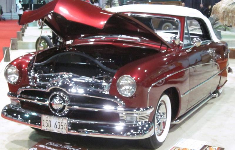 Ford 1949 - 50 - 51 (shoebox) custom & mild custom galerie 55348010
