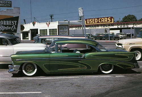 Custom Cars of the 1950's - Andy Southard & Tony Thacker 5610