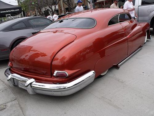 Mercury 1949 - 51  custom & mild custom galerie 57019710