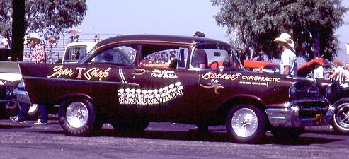 57' Chevy Gasser  57150010