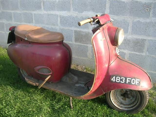 Scooter BSA 57188710