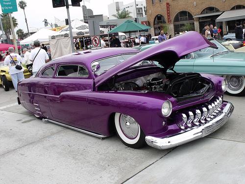 Mercury 1949 - 51  custom & mild custom galerie 57216610