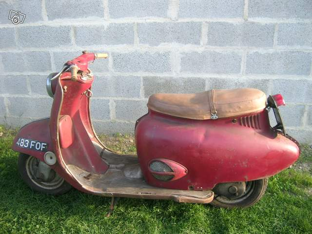 Scooter BSA 57526010